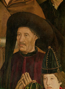 Henry the Navigator  von Nuno Goncalves or Gonzalvez
