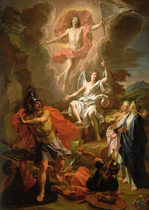 The Resurrection of Christ by Noel Coypel