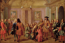 First Promotion of the Order of Saint Louis by Francois Marot