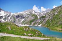 Landschaft am Großglockner in den Hohen Tauern Österreich by havelmomente