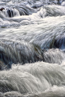 Rapids On Little River by Phil Perkins