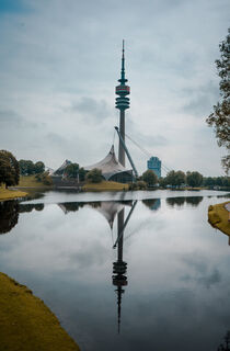 Olympiapark München by Paul Simon
