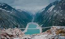 Die zilltertaler Hängebrücke by Paul Simon