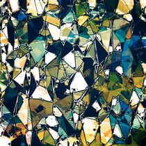 Contemporary Geometric Abstract by Phil Perkins