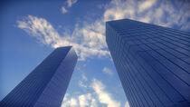 Skyscrapers von cinema4design