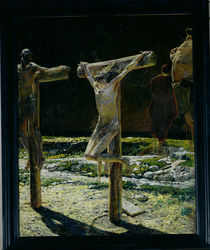 The Crucifixion by Ge