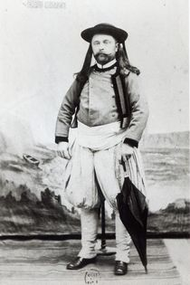 Emile Zola  von Genot