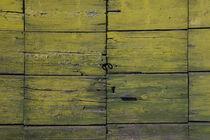 Garagentor aus Holz von ysanne