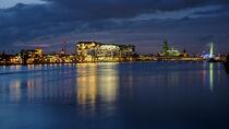 Köln Hochwasser von J.D. Hunger
