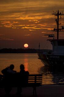 Sunset von Susi Stark