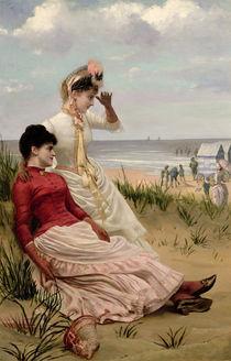 On the Beach  by George van den Bos