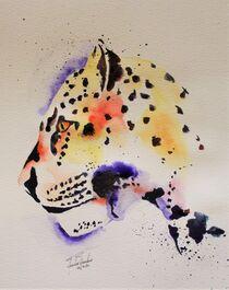 Leopard von Theodor Fischer
