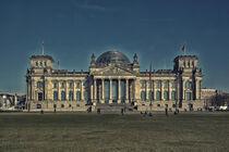 Berlin: der Reichstag von Berthold Werner