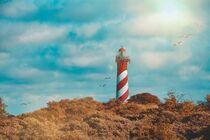 Leuchtturm von Claudia Evans