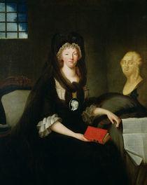 Marie-Antoinette  by Marquise de Brehan