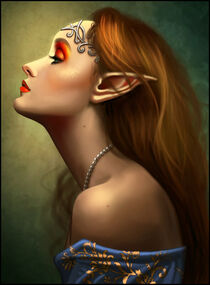 Elf by George Patsouras