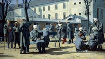 The Convalescents von Marie Francois Firmin-Girard