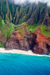 Na Pali Coast auf Kauai by Dirk Rüter