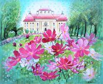 Sommer im Schlosspark Schleißheim by Heike Jäschke