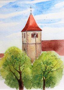 Rapunzel wohnt in Göhrendorf by Heike Jäschke