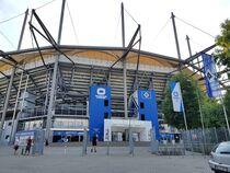 Volksparkstadion Hamburg by alsterimages