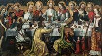 The Last Supper von Godefroy
