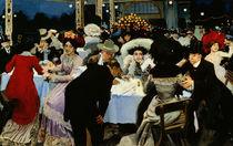 Night Restaurant  von M.G Slepyan