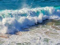 Wellen der Algarve von vogtart