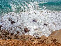 Strand von oben 2 von vogtart