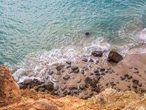 Strand von oben von vogtart