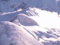 Nebelhorn im Winter von vogtart