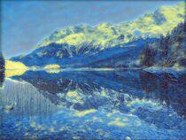 Eibsee impressionistisch von vogtart