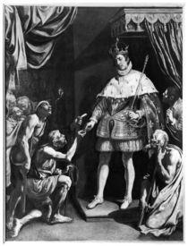 St. Louis  von Luis Tristan de Escamilla
