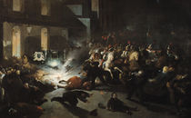 The Attempted Assassination of Emperor Napoleon III  by H. Vittori Romano