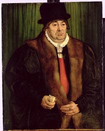 Portrait of a Munich Aristocrat von Hans Muelich or Mielich