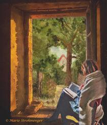 Ein ruhiges Plätzchen von Marie Luise Strohmenger