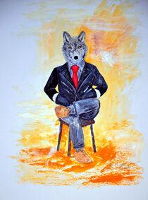 Der Wolf by Heinz Munk