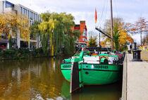 Hafen / Nordhorn von Heinz Munk