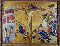 The St. Denis Altarpiece by Henri Bellechose