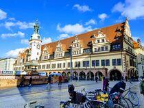 Altes Rathaus Leipzig von alsterimages