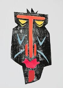 Totem Maske von joe-hennig