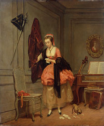The Beloved Mistress by Louis Coulon