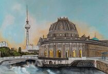 Berlin by Marion Hallbauer
