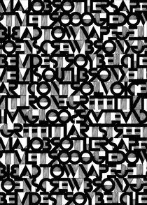 Text Pattern von joe-hennig
