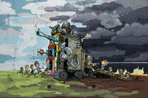 Kanonenfutter by joe-hennig