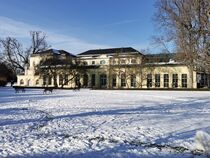 Orangerie Altenburg im Winter von alsterimages