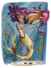 Mermaid von Sarah Benko