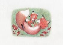 Fuchs Familie by Sarah Benko