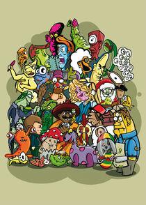 Cartoons by joe-hennig
