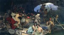 Corsairs by Henryk Siemieradzki